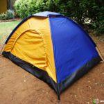 アフリカ縦断でテントは必要?ボツワナに行くなら購入の検討を!!