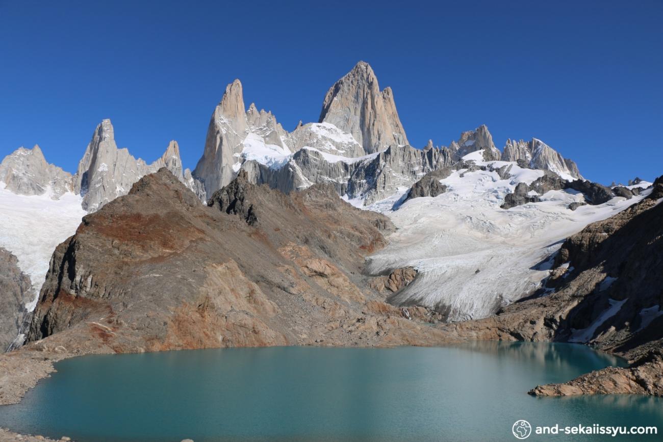 フィッツロイ登山(Laguna de los Tres)準備・日程編