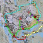 トーレス・デル・パイネ国立公園トレッキング【準備編】|キャンプ場、持ち物、コース等の情報あり。