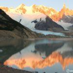 黄金の鏡張りセロトーレ山|フィッツロイ近郊の穴場絶景スポット!!【2/2】
