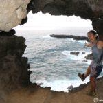 モアイだけじゃないイースター島|神秘的な洞窟と綺麗なビーチに大興奮!!【3/3】