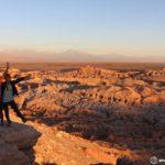 アタカマ砂漠|月の谷ツアーで見る赤の世界が絶景過ぎる!!