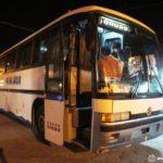 ウユニからオルロ経由でコチャバンバにバスで移動