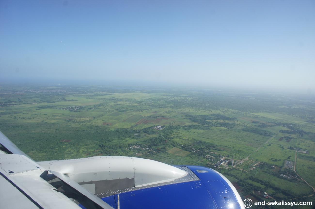 メキシコのカンクンからキューバのハバナにインタージェットで移動‼︎